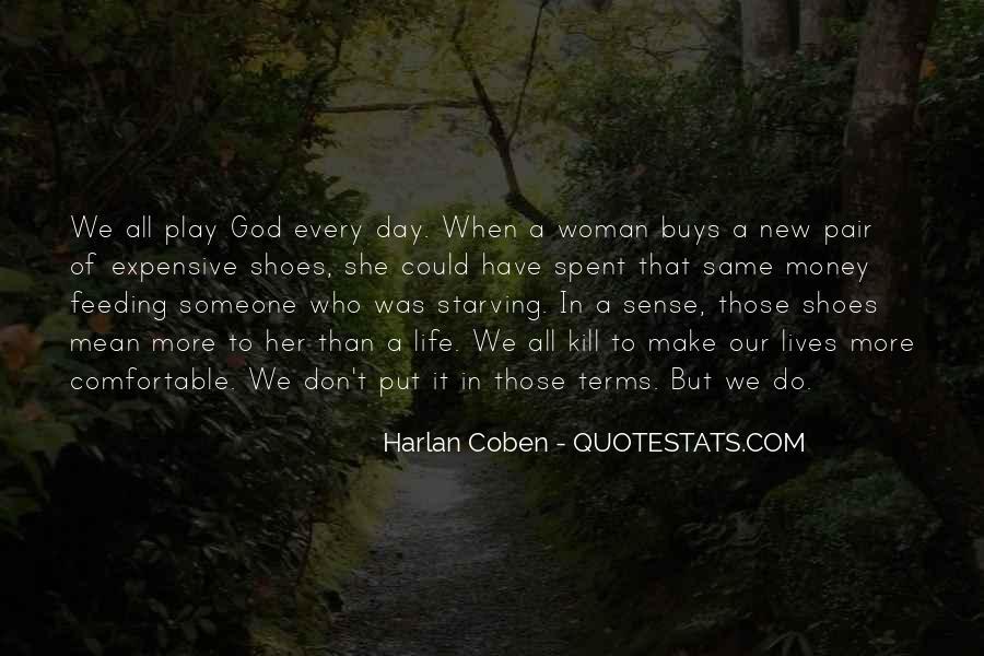 Harlan Coben Quotes #40598