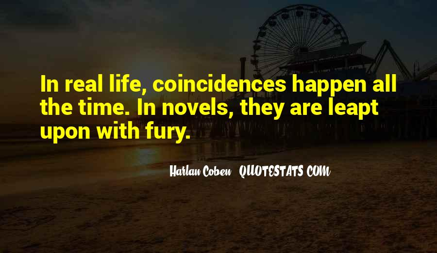 Harlan Coben Quotes #433041