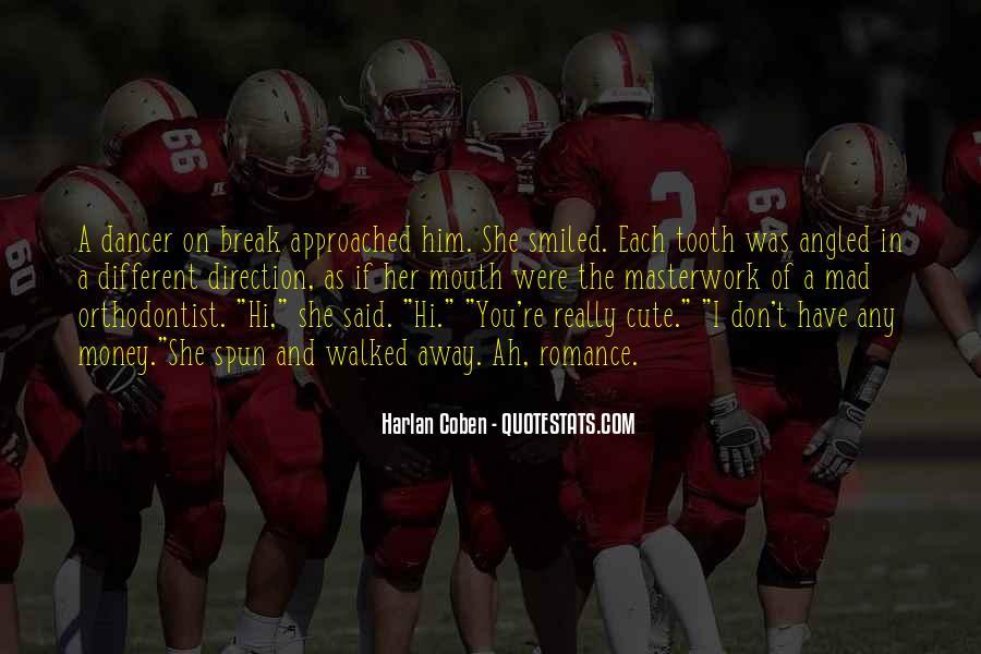 Harlan Coben Quotes #439293