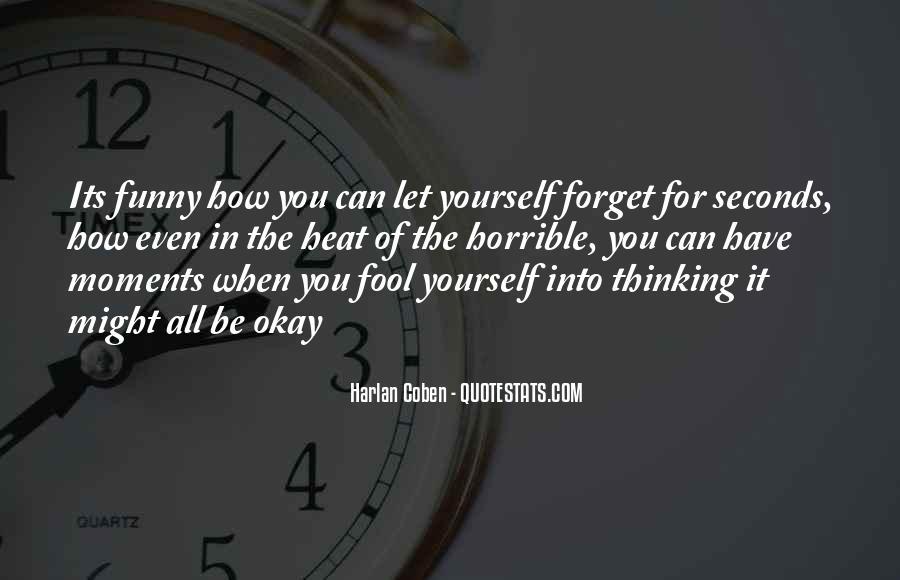Harlan Coben Quotes #454200