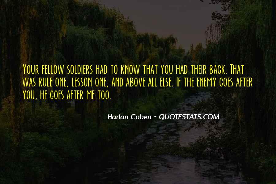 Harlan Coben Quotes #461071