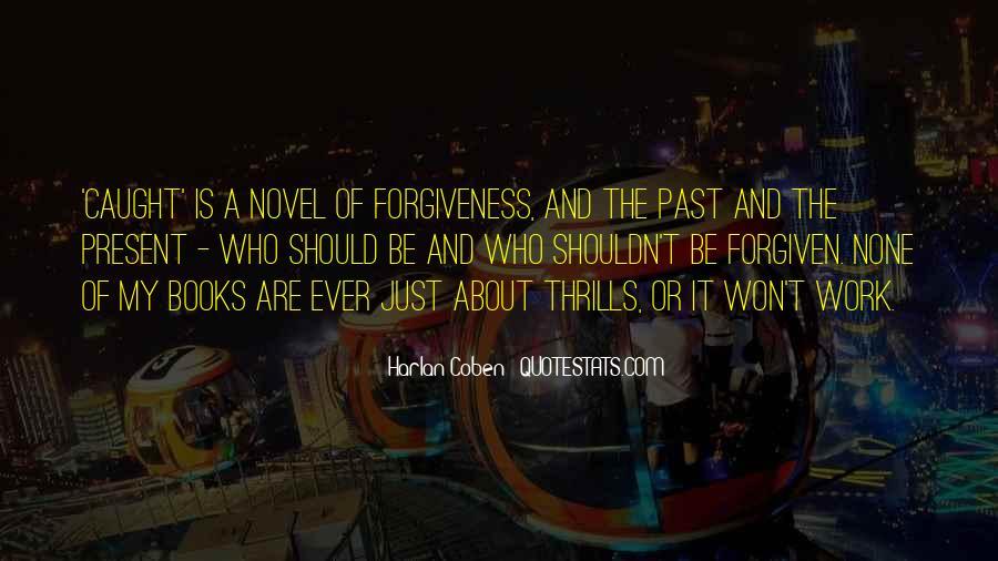 Harlan Coben Quotes #471565
