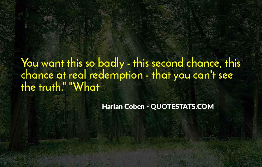 Harlan Coben Quotes #496063