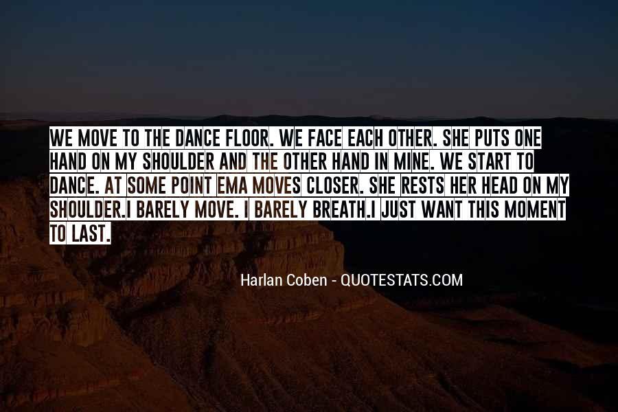 Harlan Coben Quotes #515770