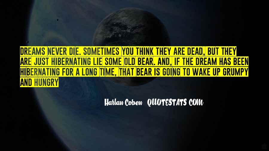 Harlan Coben Quotes #80805