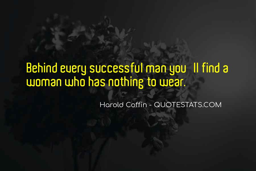 Harold Coffin Quotes #9978