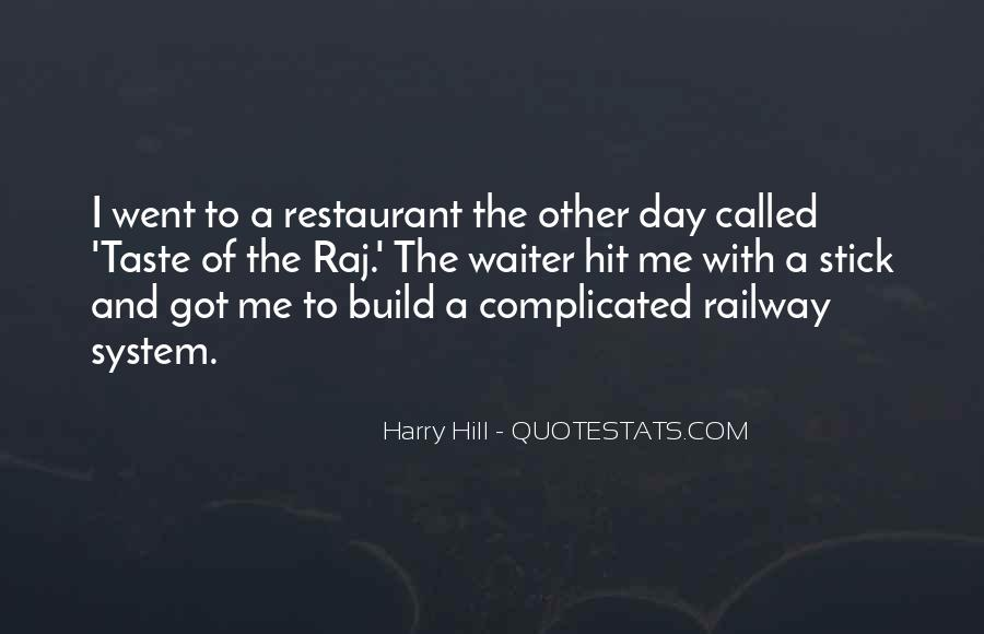 Harry Hill Quotes #89607