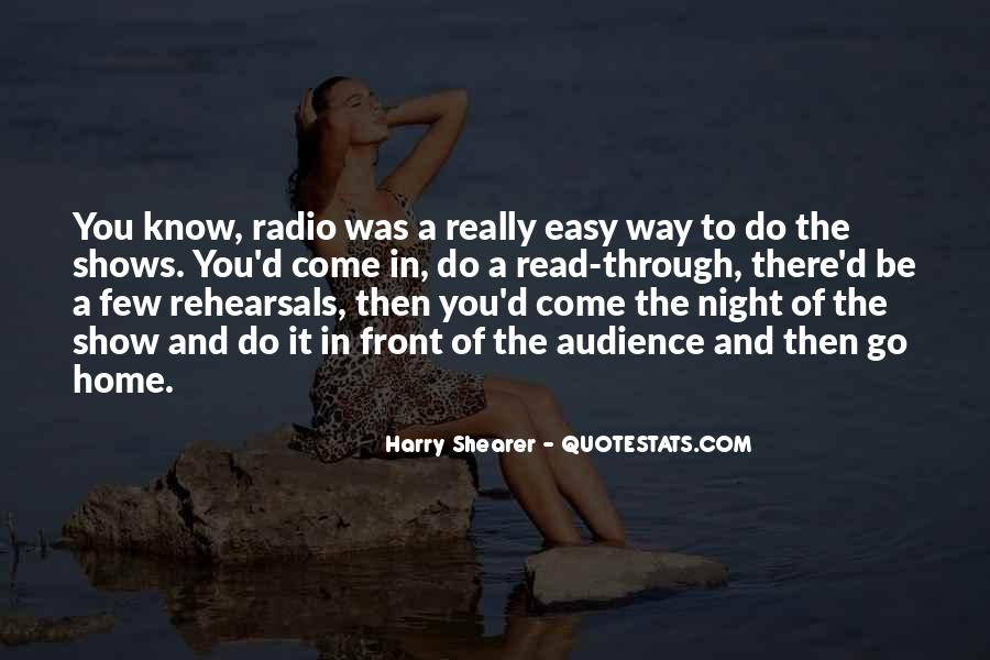 Harry Shearer Quotes #1024772