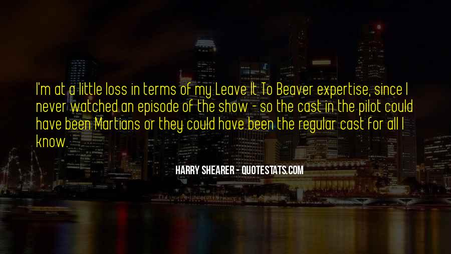 Harry Shearer Quotes #1380179
