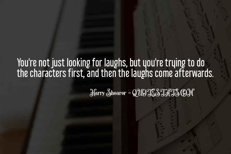 Harry Shearer Quotes #1411630