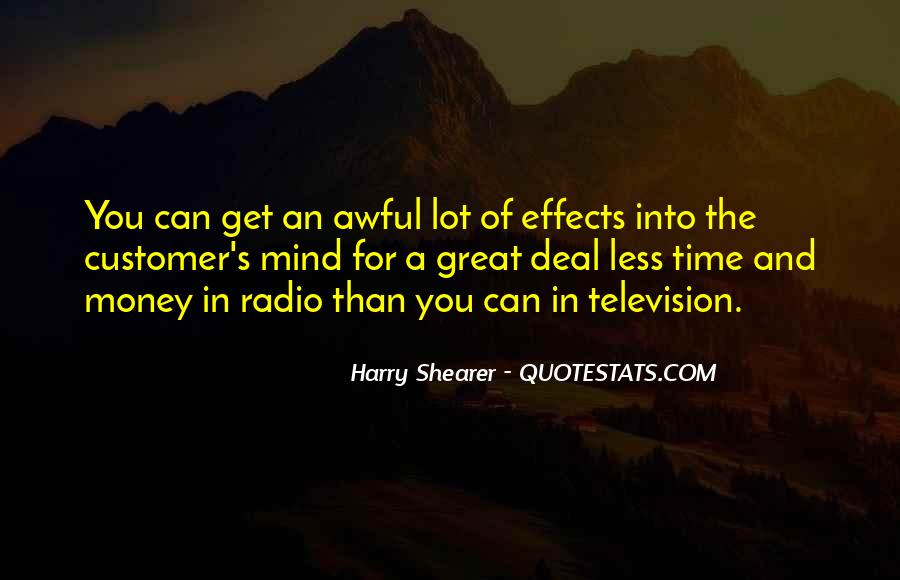 Harry Shearer Quotes #1450383