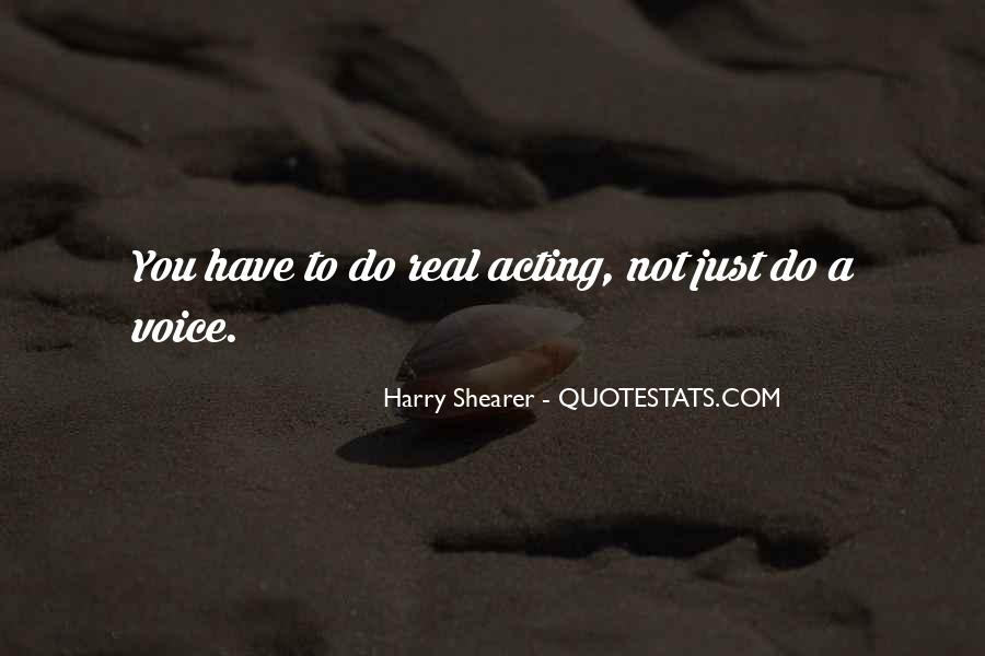 Harry Shearer Quotes #1668546