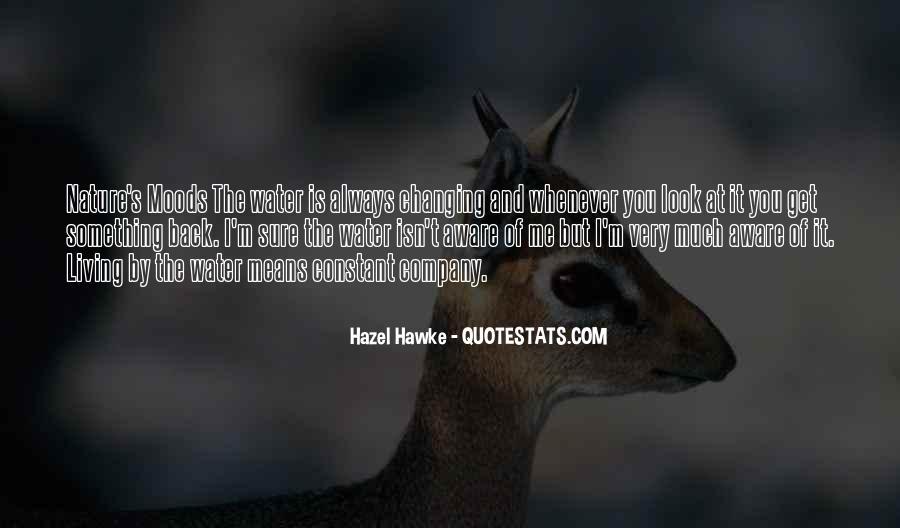 Hazel Hawke Quotes #192155