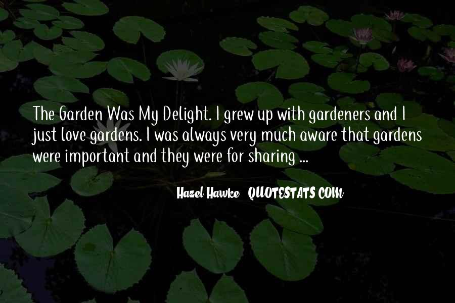 Hazel Hawke Quotes #349763
