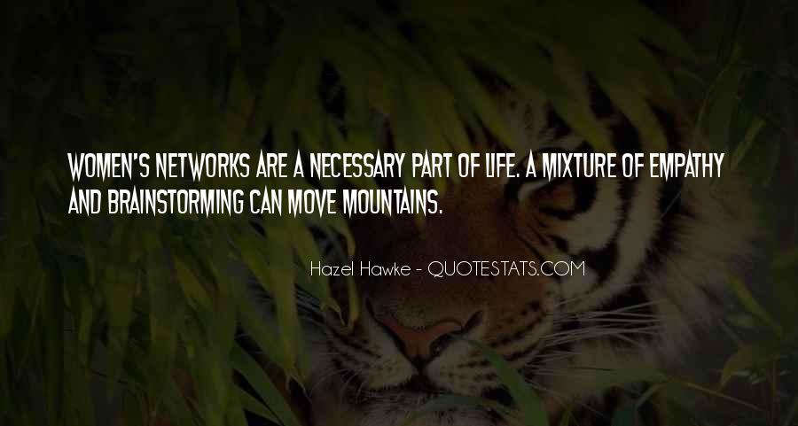 Hazel Hawke Quotes #379779