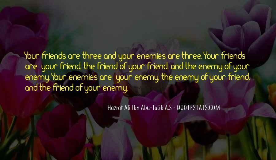 Hazrat Ali R A Quotes #1210562