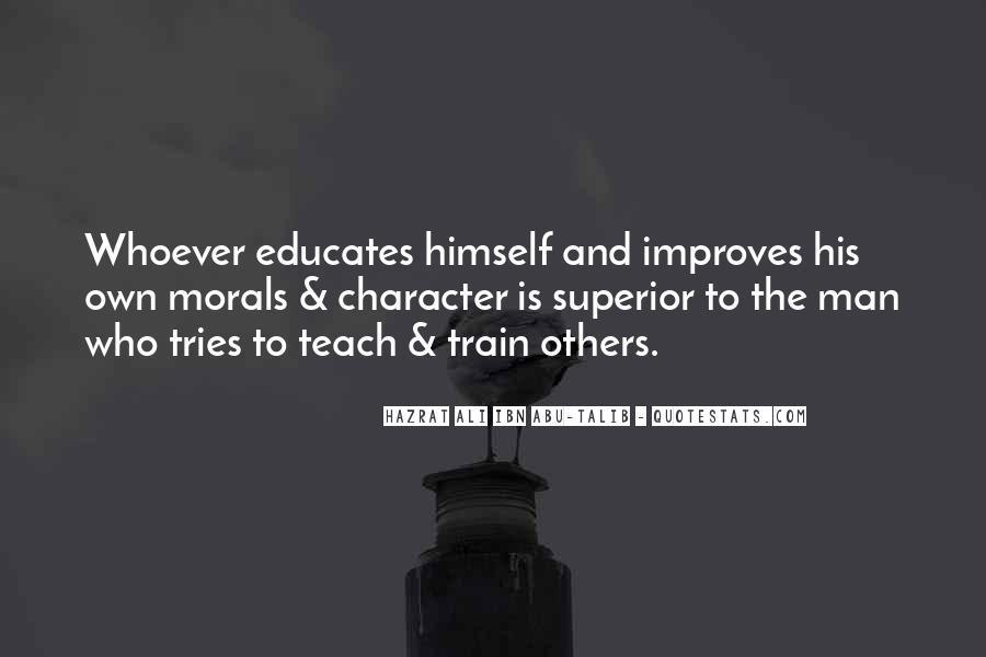 Hazrat Ali R A Quotes #1231723