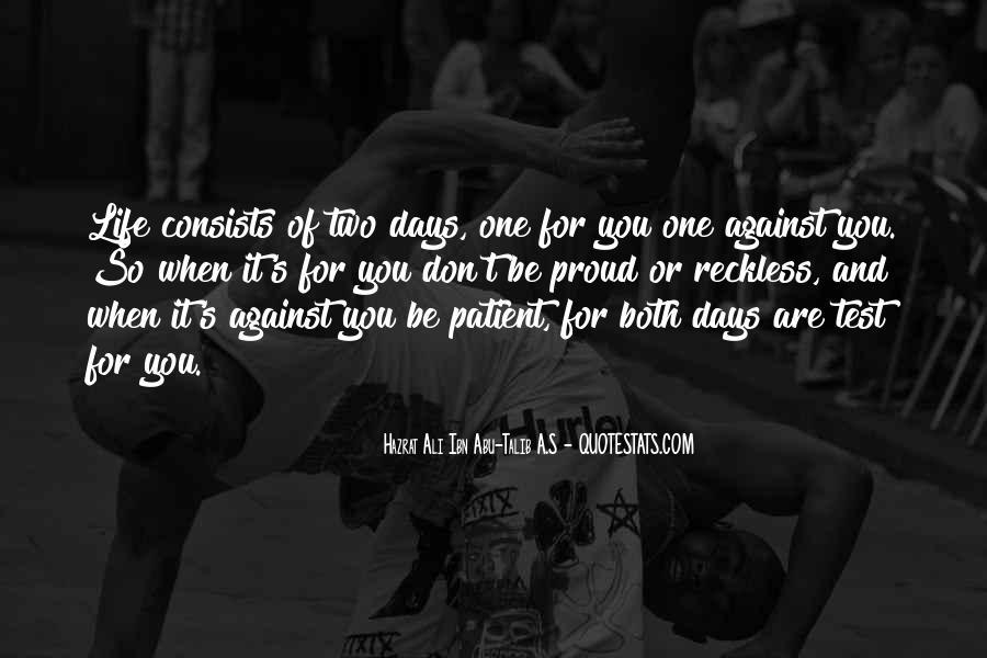 Hazrat Ali R A Quotes #149371