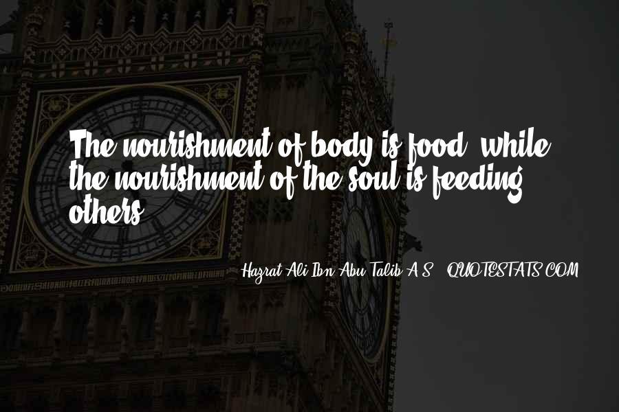 Hazrat Ali R A Quotes #500931