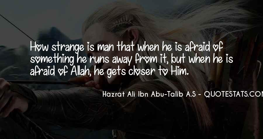 Hazrat Ali R A Quotes #734595