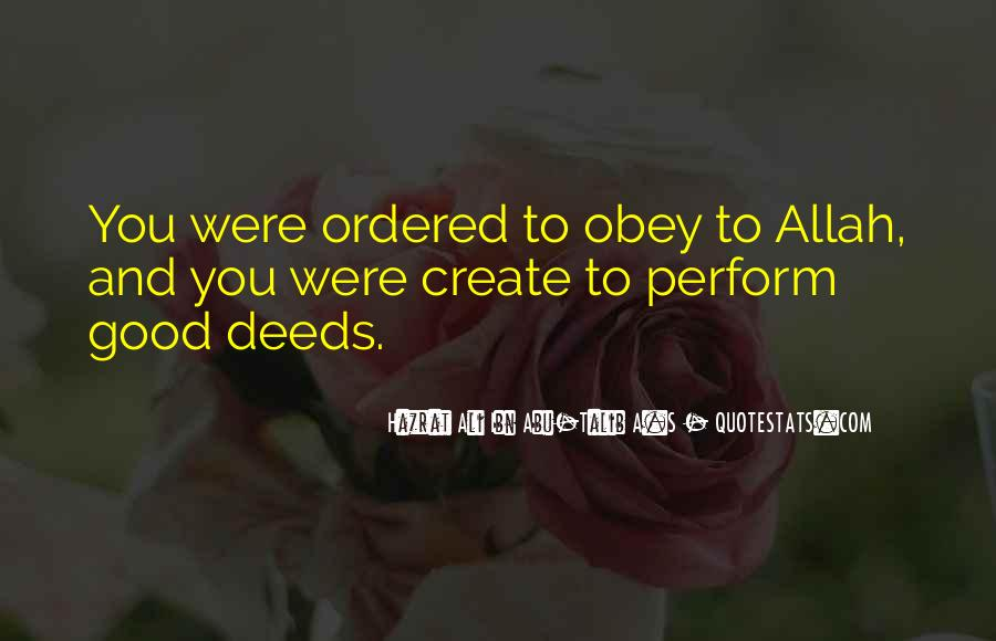 Hazrat Ali R A Quotes #934386