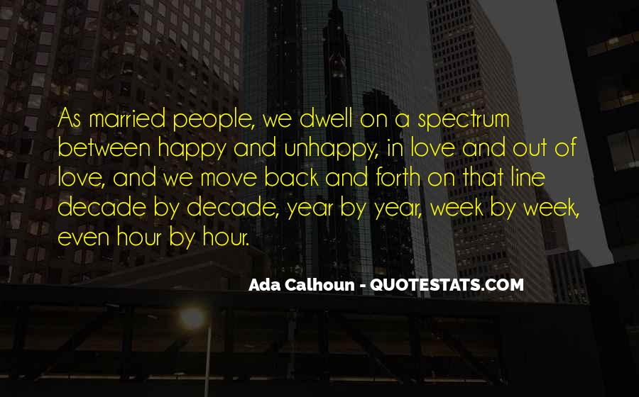 Quotes About A Happy Married Life #1291927