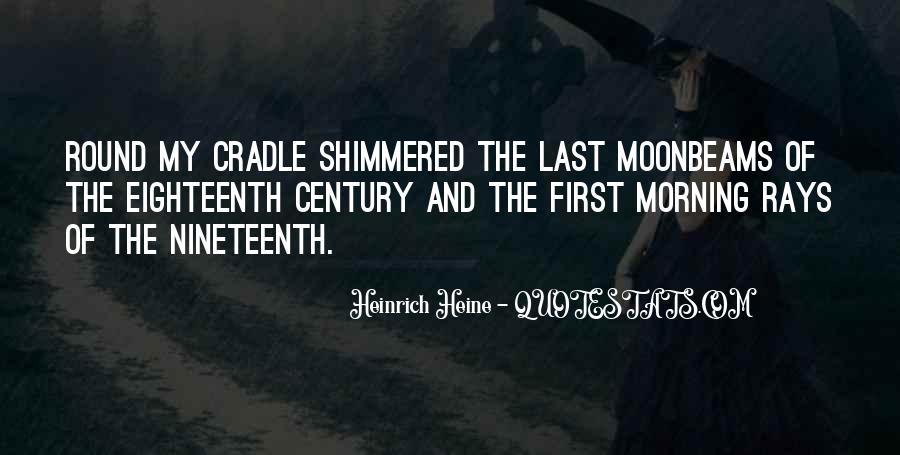 Heinrich Heine Quotes #105491