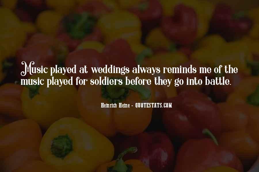 Heinrich Heine Quotes #126001