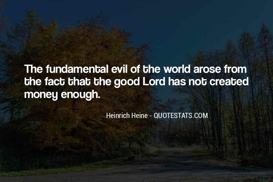 Heinrich Heine Quotes #235905