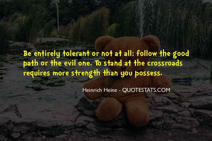Heinrich Heine Quotes #252706