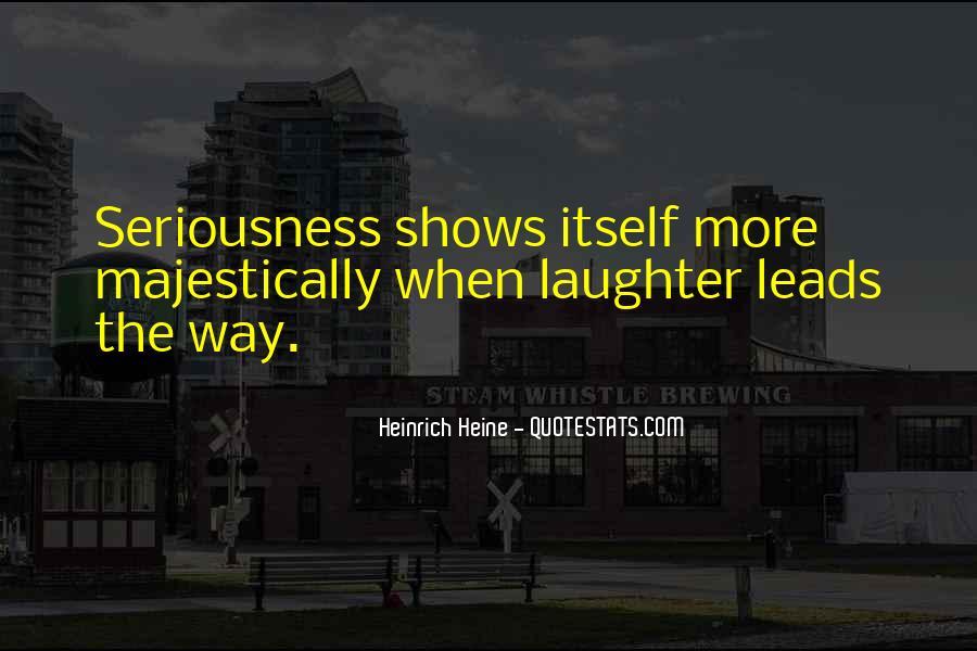 Heinrich Heine Quotes #295380