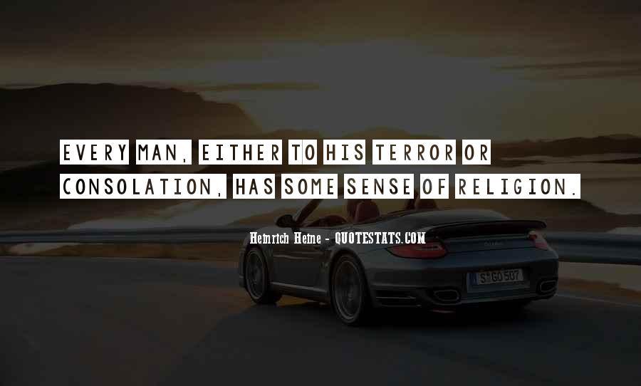 Heinrich Heine Quotes #360721