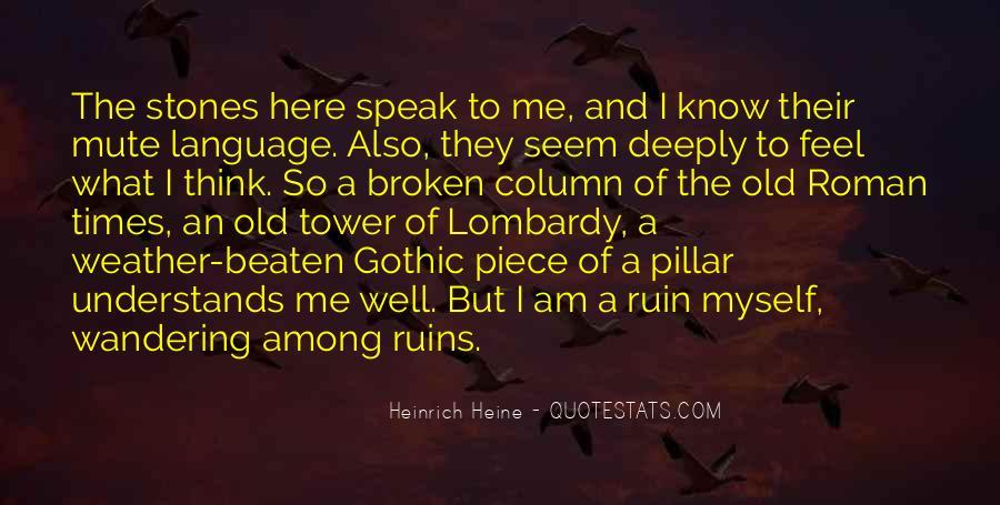 Heinrich Heine Quotes #380460
