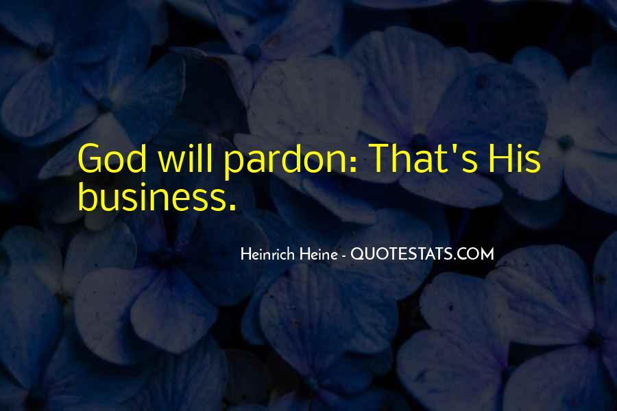 Heinrich Heine Quotes #383674