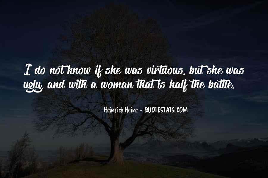 Heinrich Heine Quotes #414219