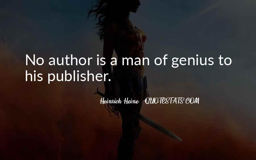 Heinrich Heine Quotes #428669