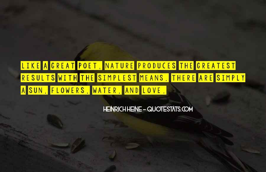 Heinrich Heine Quotes #446754