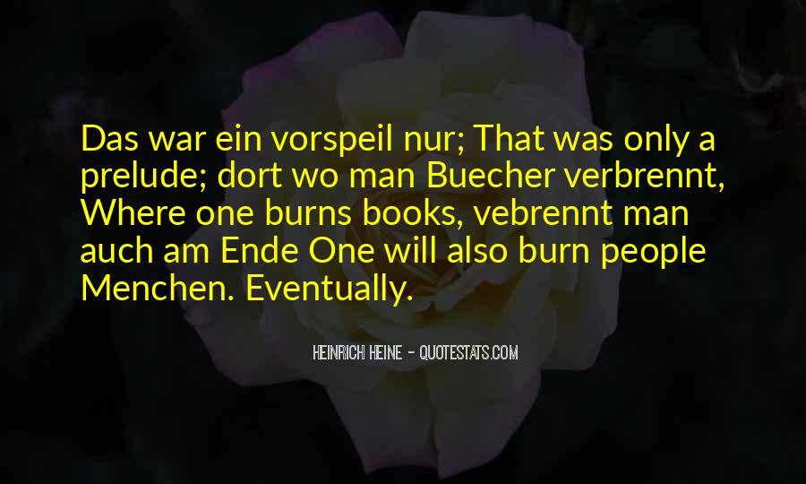 Heinrich Heine Quotes #448264