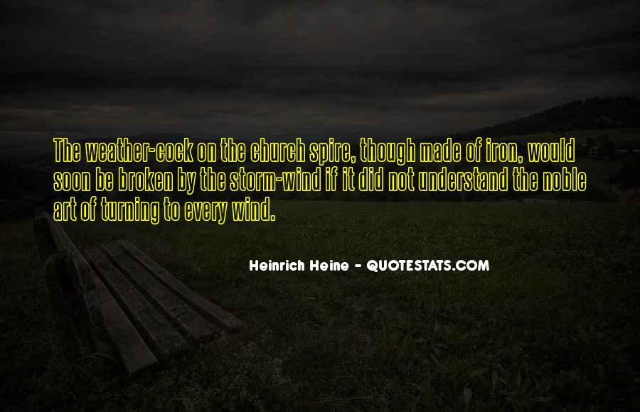 Heinrich Heine Quotes #450840