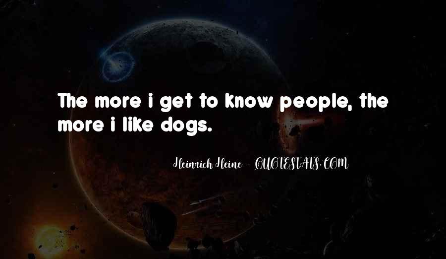 Heinrich Heine Quotes #512467