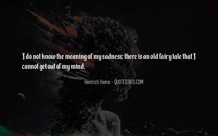 Heinrich Heine Quotes #518063