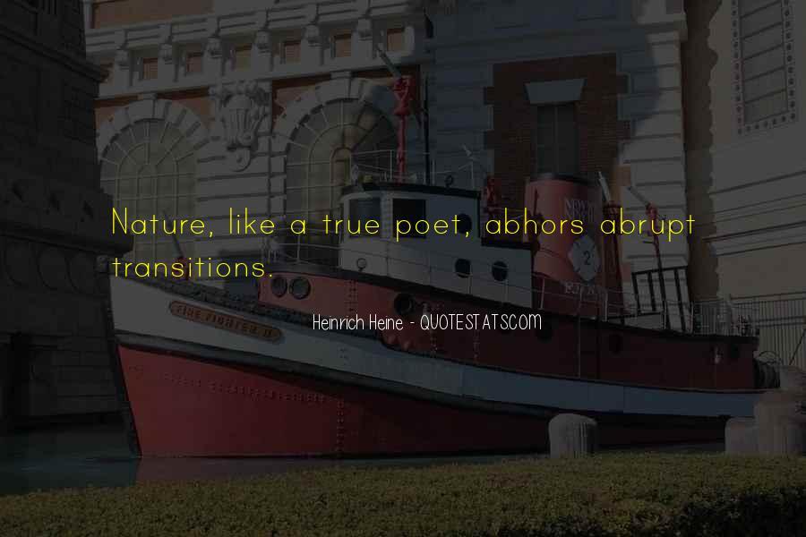 Heinrich Heine Quotes #520520