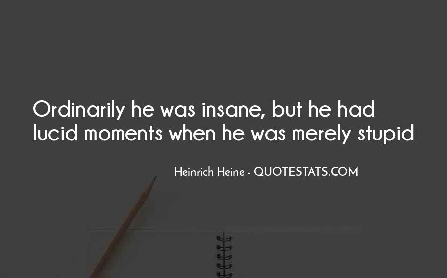 Heinrich Heine Quotes #526775