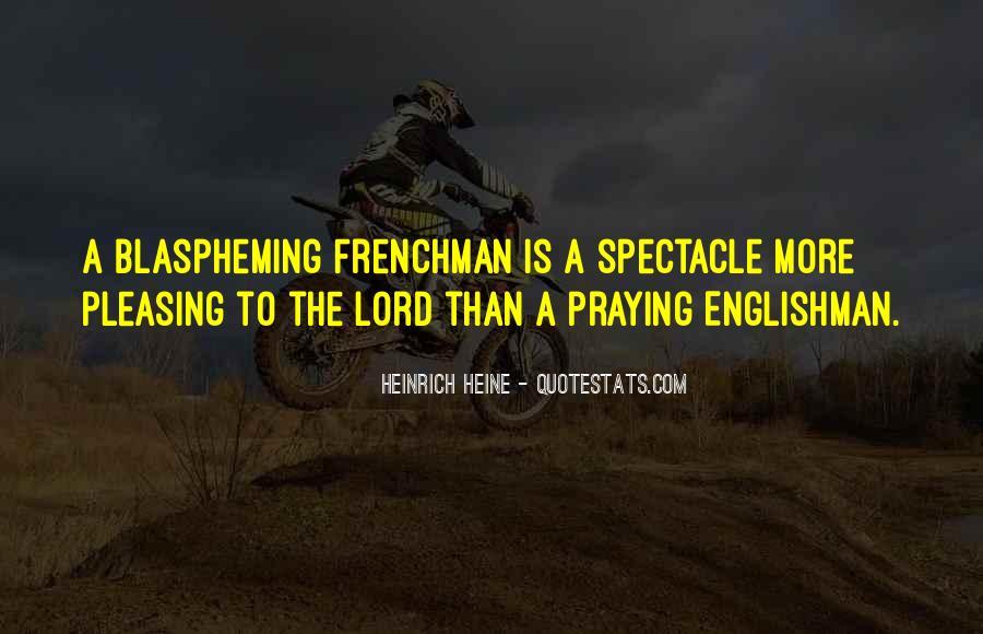 Heinrich Heine Quotes #537762