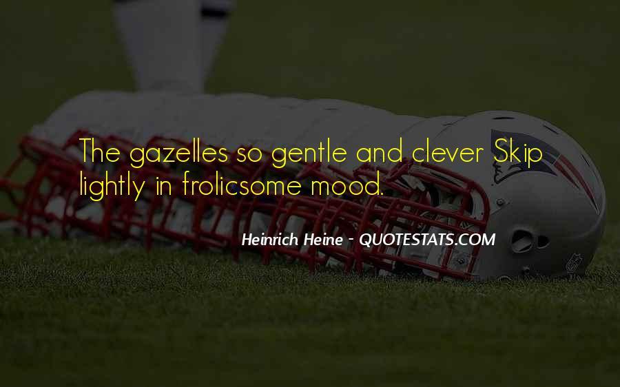 Heinrich Heine Quotes #538942