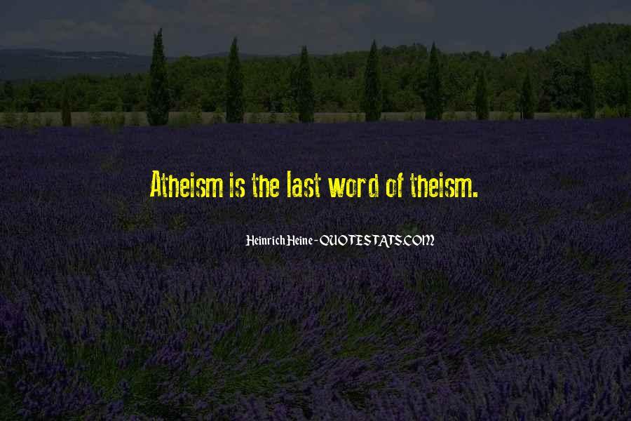 Heinrich Heine Quotes #543944