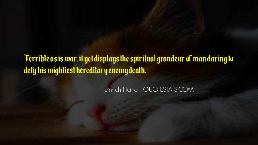 Heinrich Heine Quotes #556588