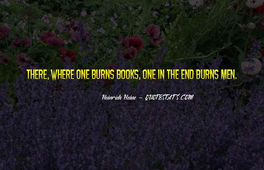 Heinrich Heine Quotes #561544