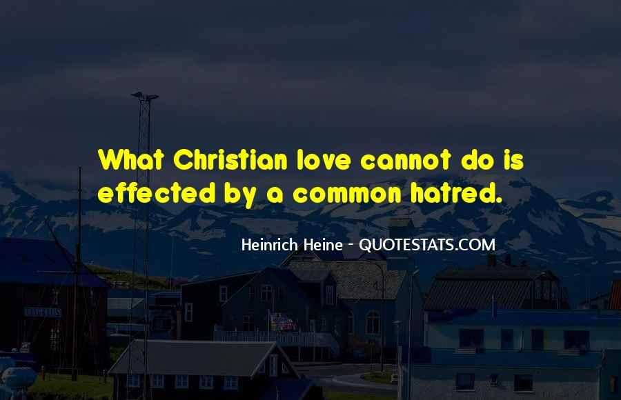 Heinrich Heine Quotes #563324