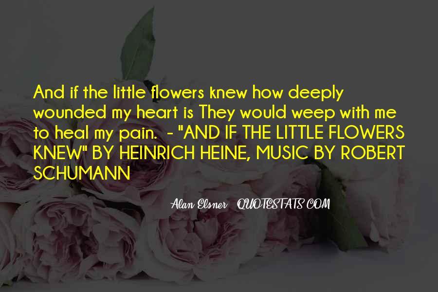 Heinrich Heine Quotes #579164